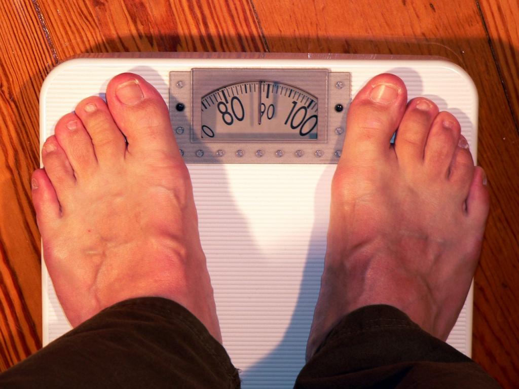 Loss of muscle mass