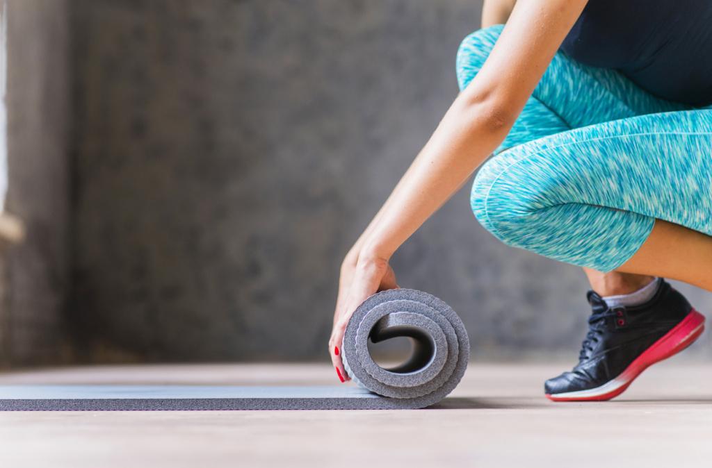Ежедневная умеренная нагрузка поможет дать оптимальное количество бодрости и здоровья