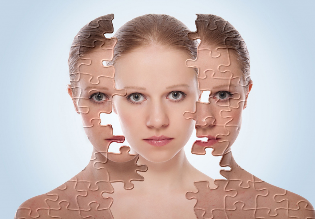 What does skin regeneration mean?