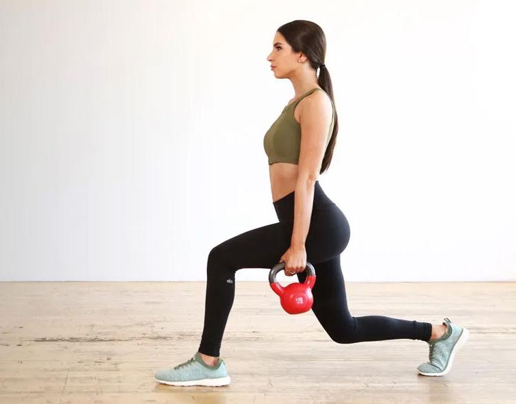 Каждое упражнение нужно повторять 15–20 раз