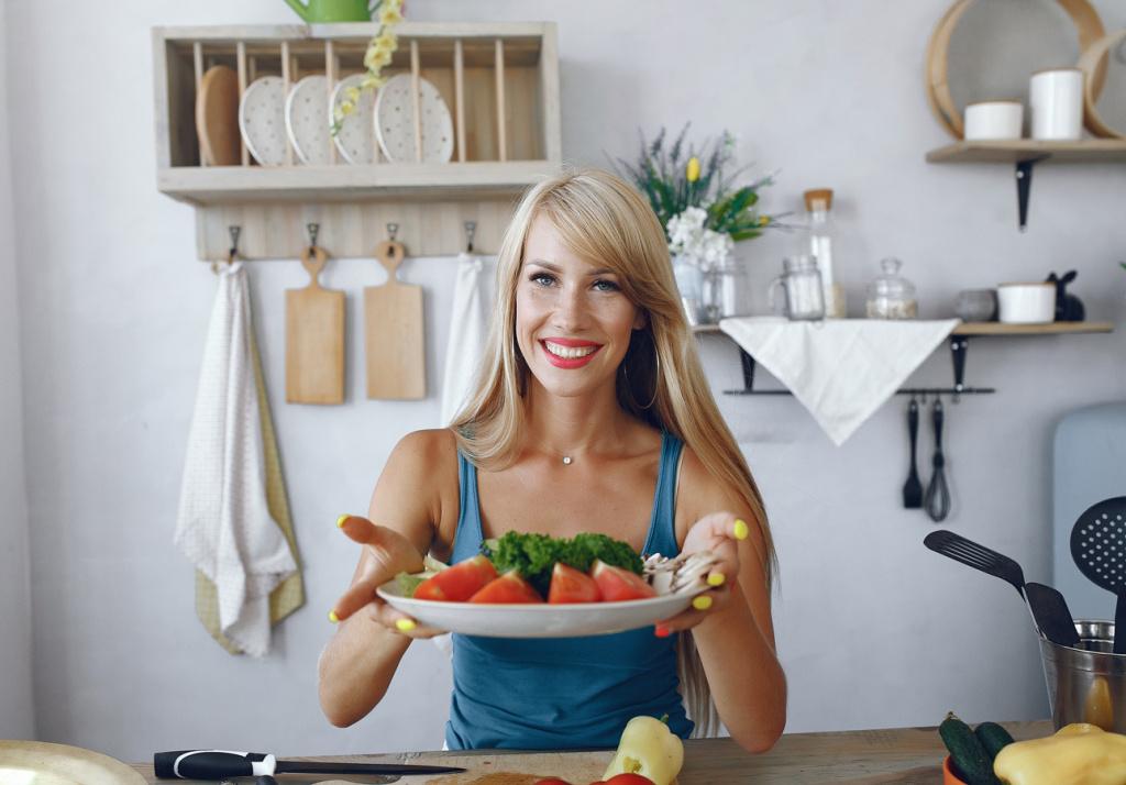 Здоровое питание для желающих похудеть